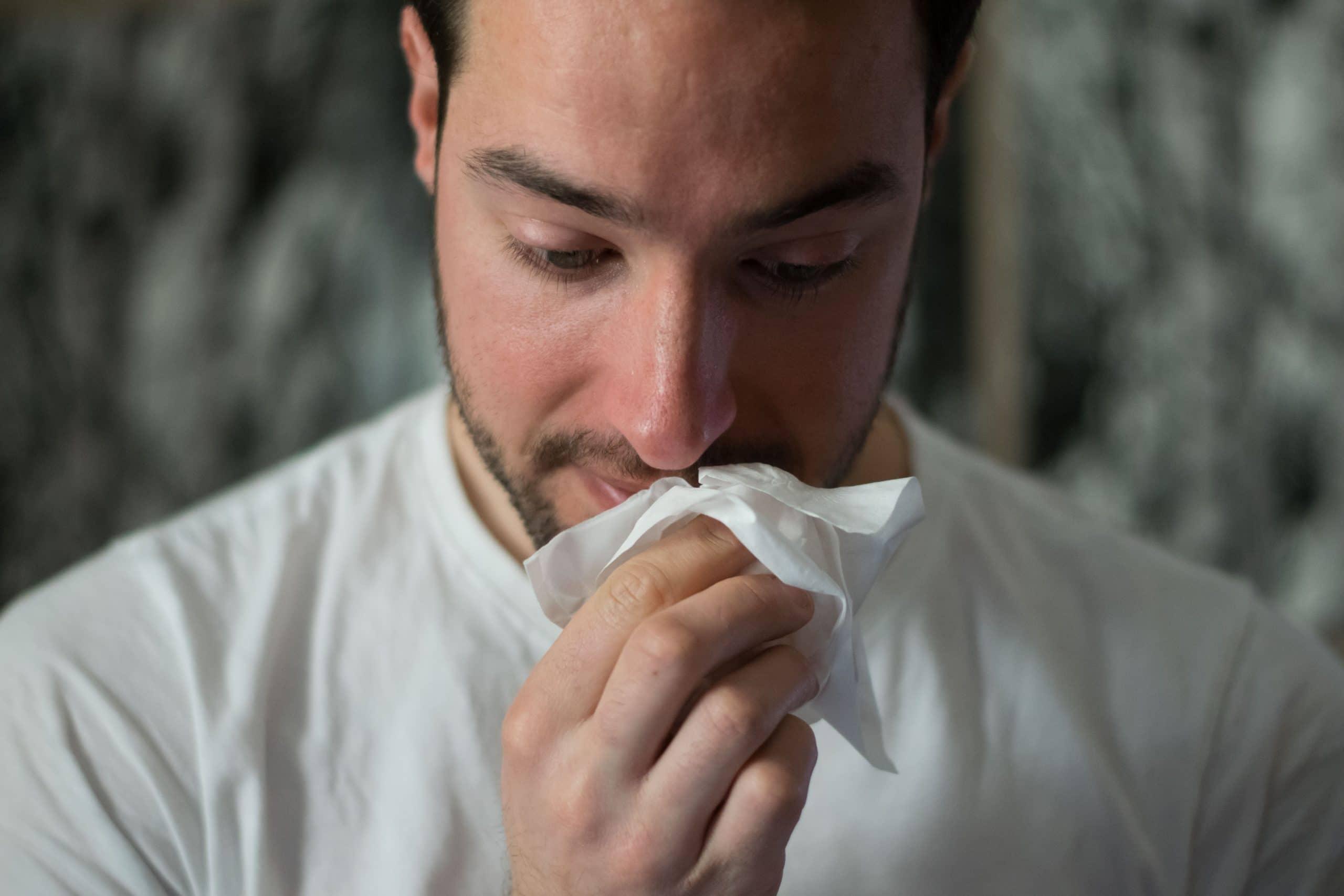Tomber malade